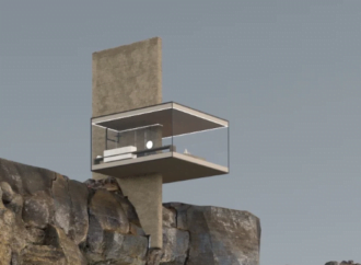 The Impossible become Possible when it comes to this Cliff House
