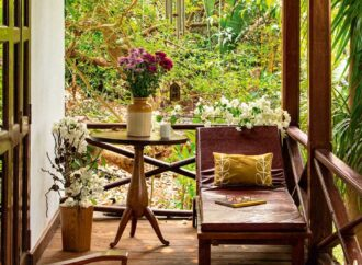 Photographer Rohit Chawla and his wife, Saloni Puri open the doors to their home in Goa.