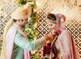 Comedian Sugandha Mishra put herself in trouble on her wedding