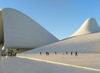 The incredible Heydar Aliyev Center