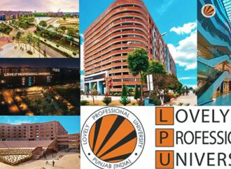 Transforming Education, Transforming Lives: Lovely Professional University.